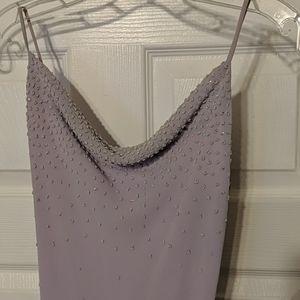 Lavender full-length formal